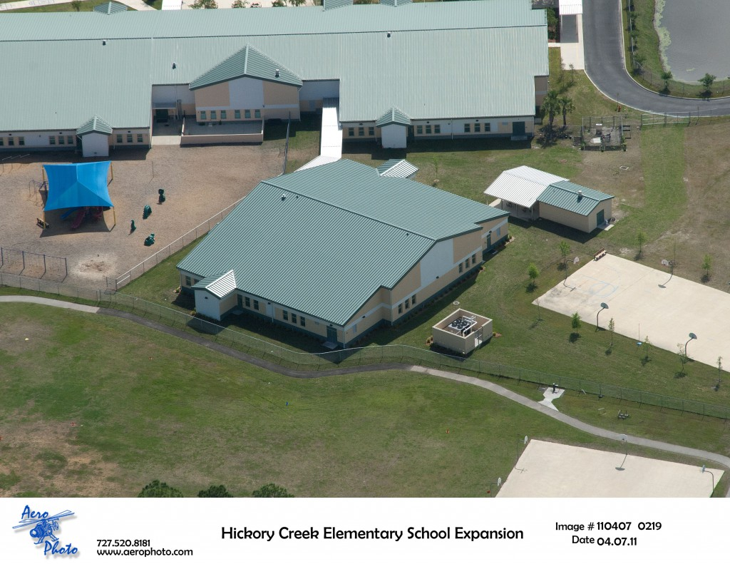 Hickory Creek Elementary April