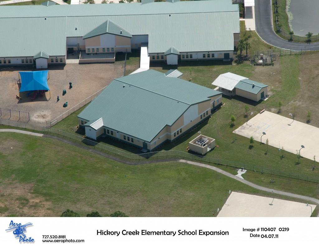 Hickory Creek Elementary April