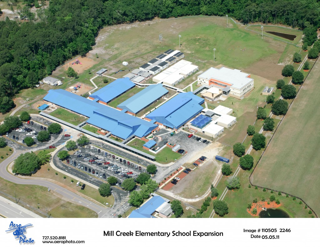 Mill Creek Elementary May