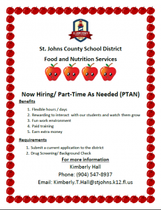 Job Seekers | St  Johns County School District