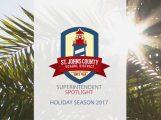 Superintendent Spotlight: Holiday Season