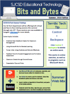 SummerNewsletter_2016
