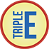 triple e logo small