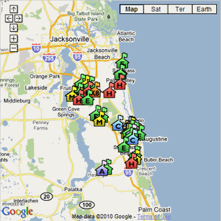 Map Of Florida School Districts.Substitute Teaching St Johns County School District