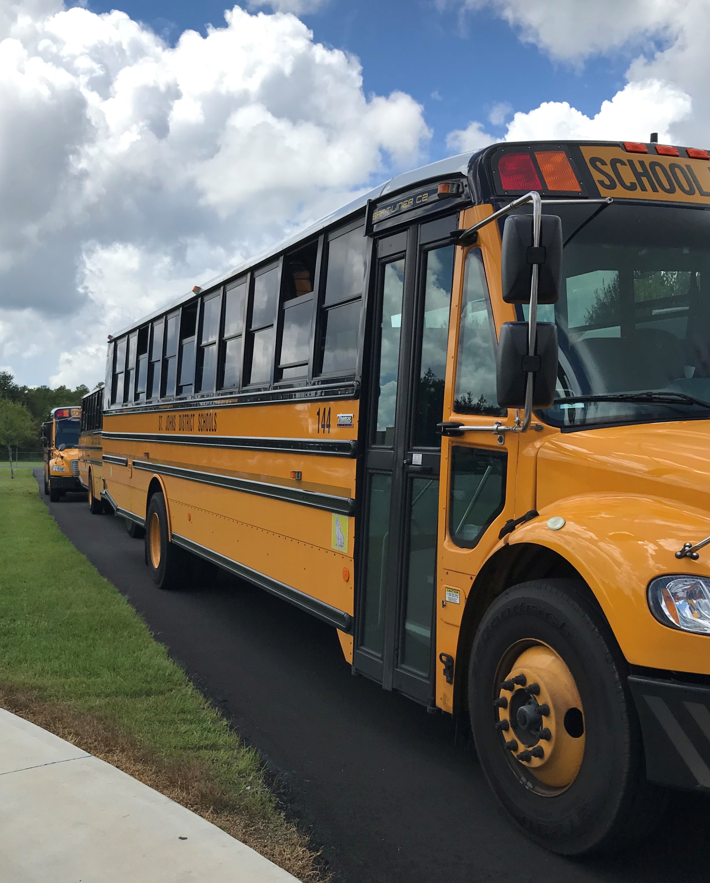 Transportation Department | St. Johns County School District