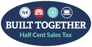 Built Together - Half Cent Sales Tax