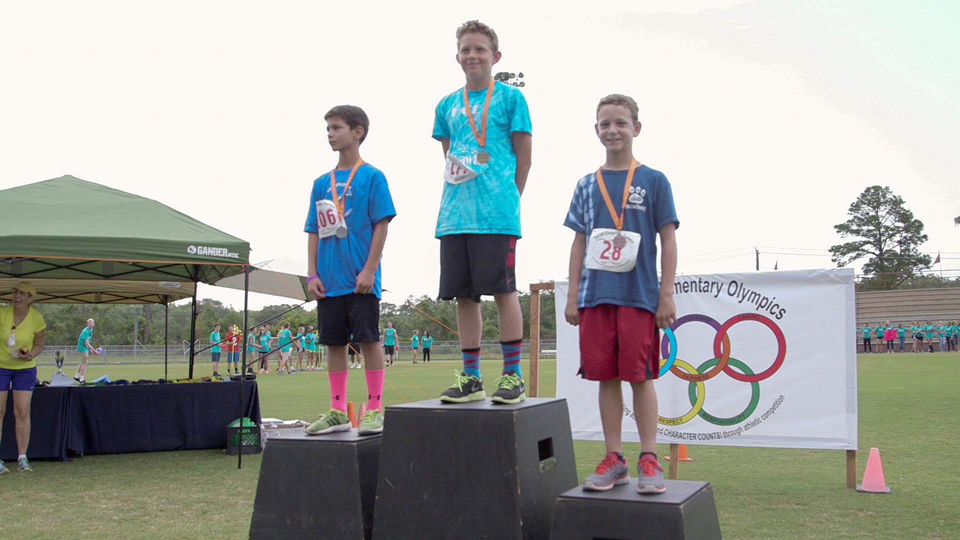 Inaugural Elementary Olympics 2015