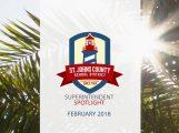 Superintendent Spotlight - February 2018