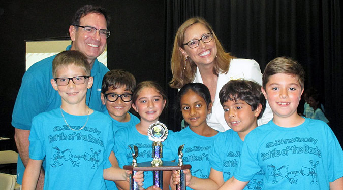Elementary Battle of the Books Winners