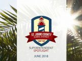 Superintendent Spotlight - June 2018