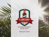 Superintendent Spotlight - August 2018