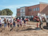 Mill Creek Academy Groundbreaking Ceremony