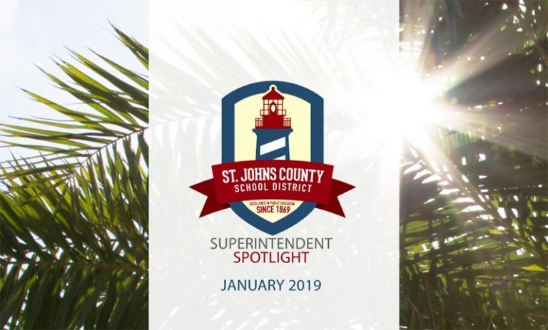 Superintendent Spotlight – January 2019