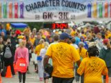 CHARACTER COUNTS! 6 Pillars 6K/3K Run/Walk Race Results
