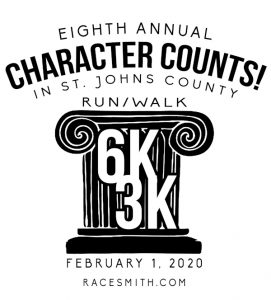 Eighth Annual Character Counts! Run/Walk