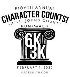 Eighth Annual Character Counts! Run/Walk