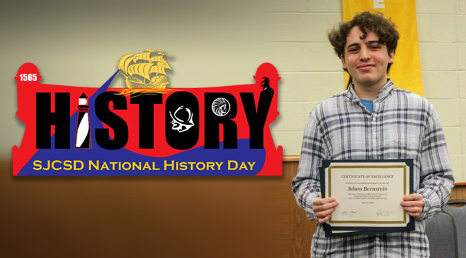 National History Day 2019-2020 District Winner