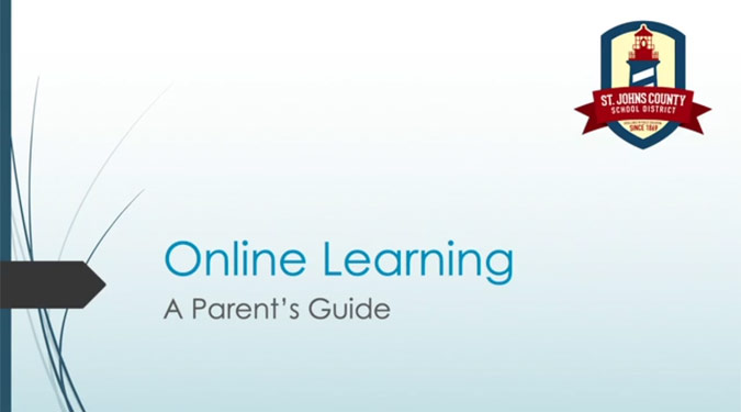 Online Learning – A Parent's Guide
