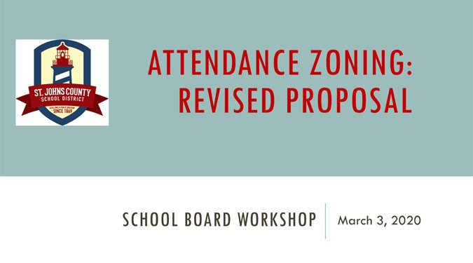 Revised Attendance Zoning Proposal
