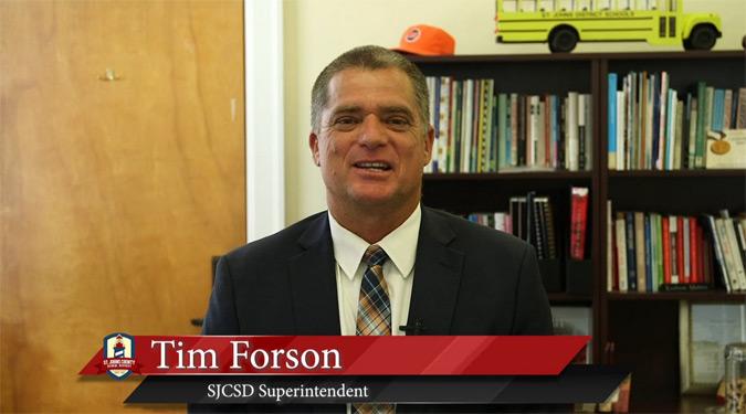 Update from Superintendent Forson, June 1