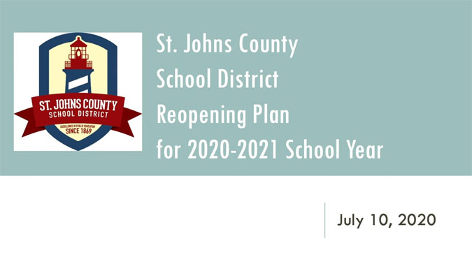 Revised SJCSD Restart Plan for 2020-2021
