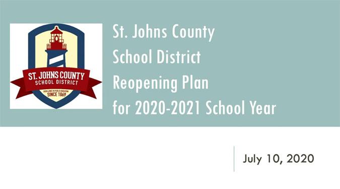 Revised Reopening Plan Presentation