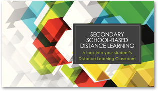 Distance Learning for Secondary Students