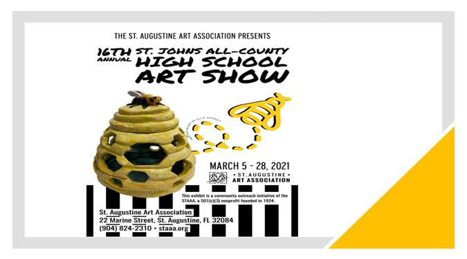 16th Annual SJCSD All-County High School Art Show