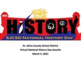 National History Day Awards