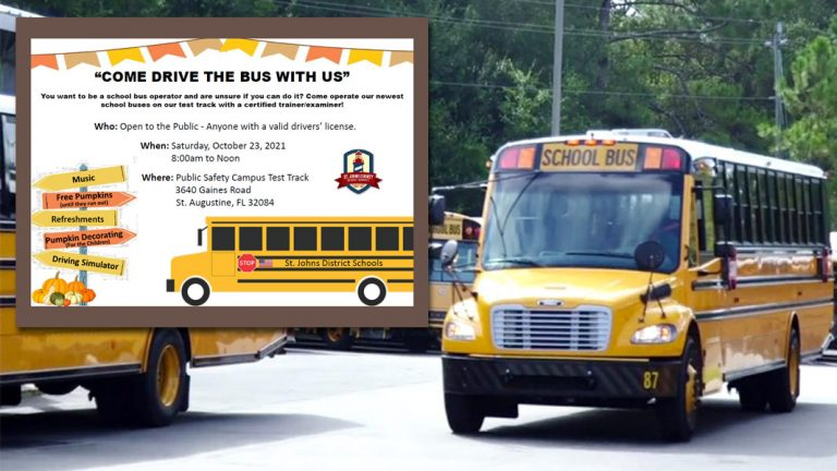 Come Drive the Bus With Us