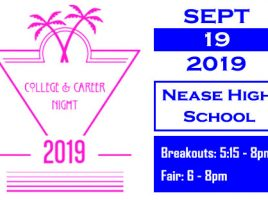 College & Career Night 2019 – Rescheduled