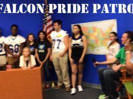 Falcon Pride Patrol