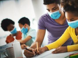"""Addressing Students' Educational Needs During a Pandemic"" on Sept. 8"
