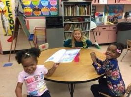 Early Childhood Services and District Assessment Development